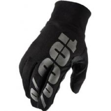 100% 2019 Hydromatic Waterproof Glove Black